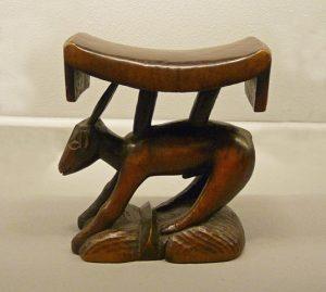 Afrykański mebel